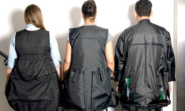 Одяг з секретом для авіапасажирів: Такий ось нехитрий спосіб допоможе вам заощадити гроші на доплату за перевищення ліміту багажу.