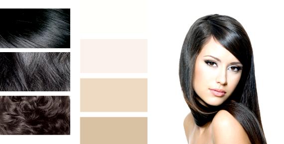 Визнач свій кольоротип