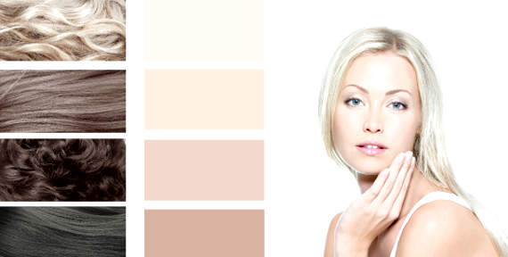 Визнач свій кольоротип: ЛЕТОЛетній тип зустрічається найчастіше. Шкіра: з блакитним відтінком, рідкий рум'янець має
