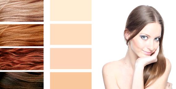 Визнач свій кольоротип: ОСЕНЬДевушкі з самим рідкісним цветотипом гарні навіть без макіяжу через яскравих очей і волосся.