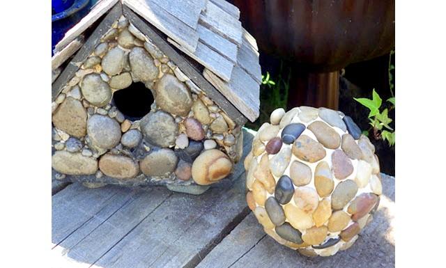 Оригінальні ідеї для використання натурального каменю: Аксесуари
