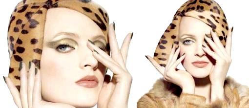 Осінні тенденції модних будинків: Dior: міські джунгліКоллекція декоративної косметики Dior Golden Jungle 2012, виконана в стилі сафарі і міських джунглів,