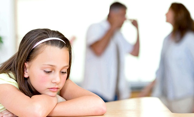 Помилки, які роблять розлучені батьки