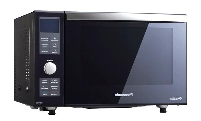 Panasonic представив новинки в області кухонної техніки: Інноваційна инверторная піч NN-DF383BZPE, яка з успіхом замінить собою традиційну кухонну плиту або духовку, стане ідеальним рішенням навіть для невеликих