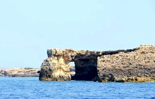 Печери і гроти мальтійських островів: