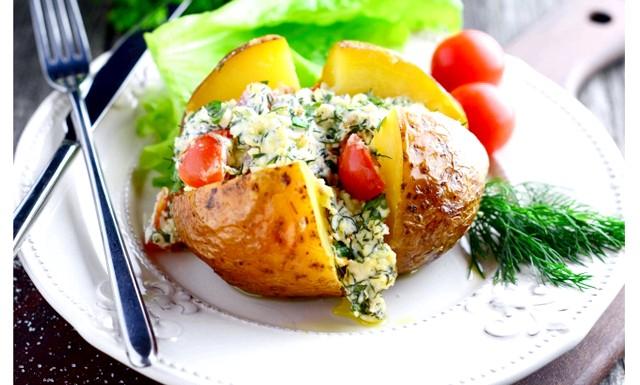 П'ять рецептів страв з картоплі