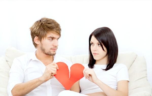 Розлучення між подружжям