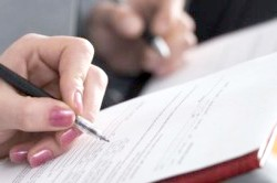 Подача заяви на аліменти до суду