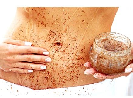 Користь цукрового скрабу: Скраб з коричневого цукру Інгредієнти: Коричневий цукор - & frac12; склянки; Мигдальне / оливкова / кунжутну олію - & frac12; склянки;