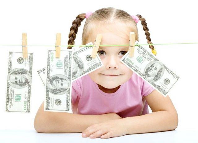 Порядок виплати аліментів на двох дітей