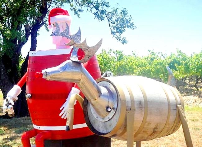 Пригоди австралійських Санта Клаусів: