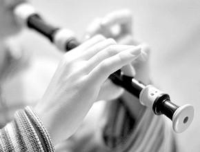 гра на флейті