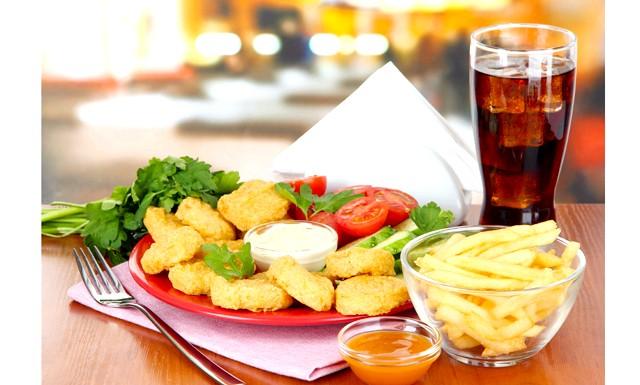 Розподіл продуктів за вмістом жиру: