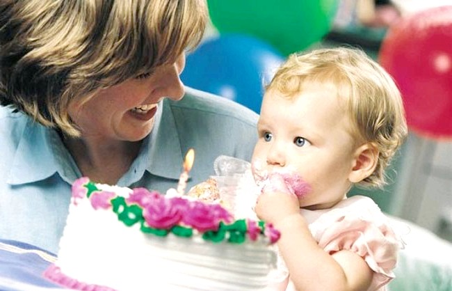 Дитині рік, як відсвяткувати подію всією сім'єю?