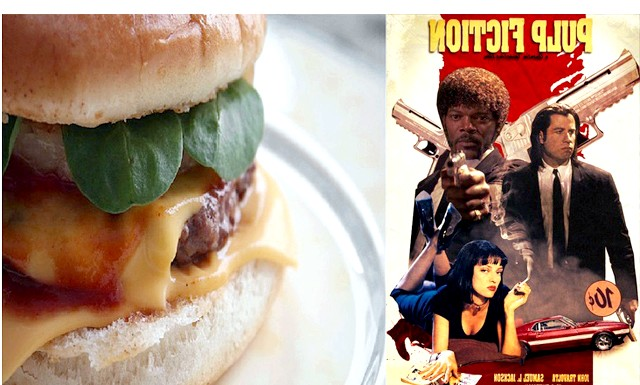 Рецепти улюблених страв кіноперсонажів: Великий бургер Кахун «Кримінальне чтиво» Квентіна Тарантіно може по праву вважатися одним з найбільш культових фільмів усіх