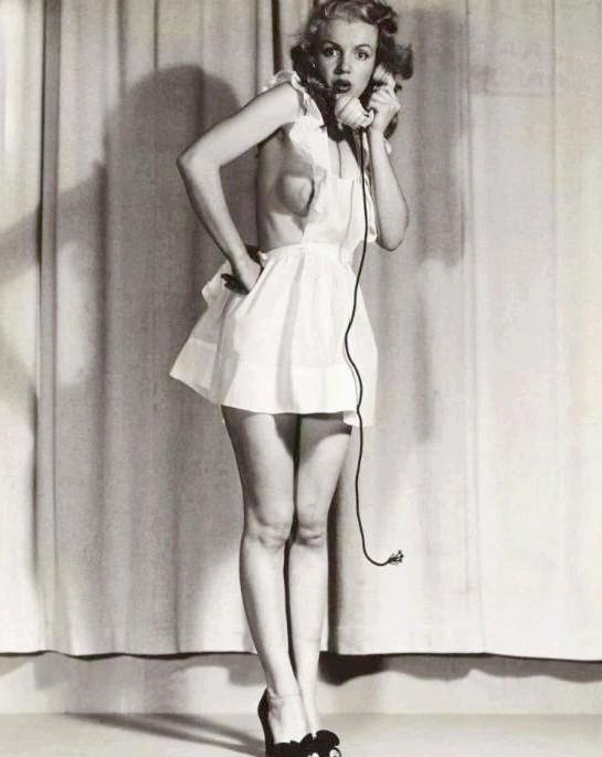 Рідкісні еротичні знімки Мерилін Монро: