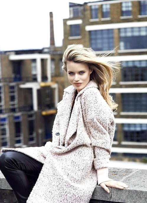 RESERVED провів зйомки лукбука Осінь-Зима 2014/2015: Comfort zone У лінії представлений одяг створення для зручного і водночас дуже жіночного міського способу. Моделі