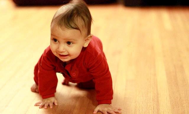 Народжені взимку діти починають раніше повзати: Дослідники з Університету Хайфи встановили, що народжені взимку діти починають упевнено повзати на 5 тижнів раніше, ніж малюки, що з'явилися в