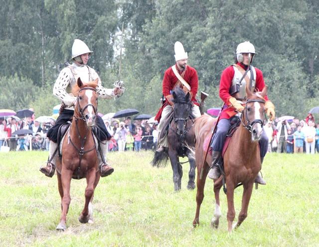 Росіяни перемогли в Молодінская Битві: Від кавалерії очей не відірвати!
