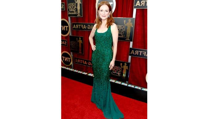 SAG Awards 2014: вбрання зірок: Джуліанна Мур