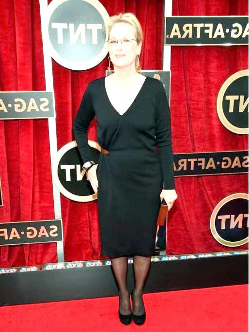 SAG Awards 2014: вбрання зірок: Меріл Стріп
