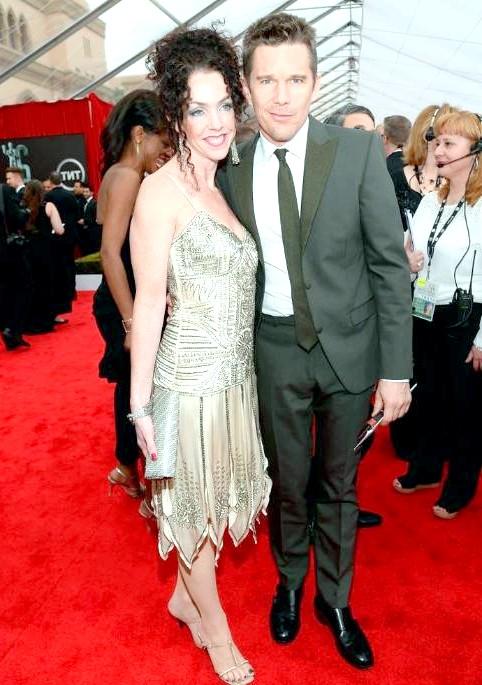 SAG Awards 2014: вбрання зірок: