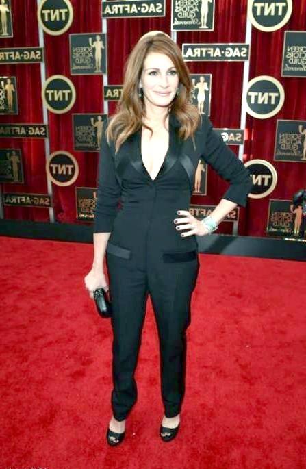 SAG Awards 2014: вбрання зірок: Джулія Робертс