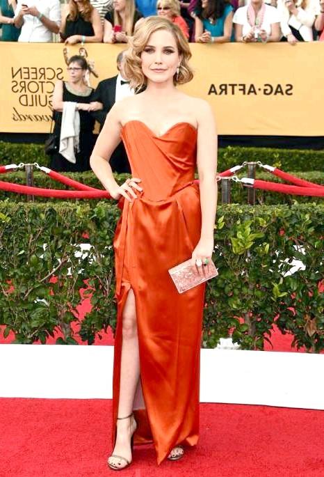 SAG Awards 2014: вбрання зірок: Софія Буш