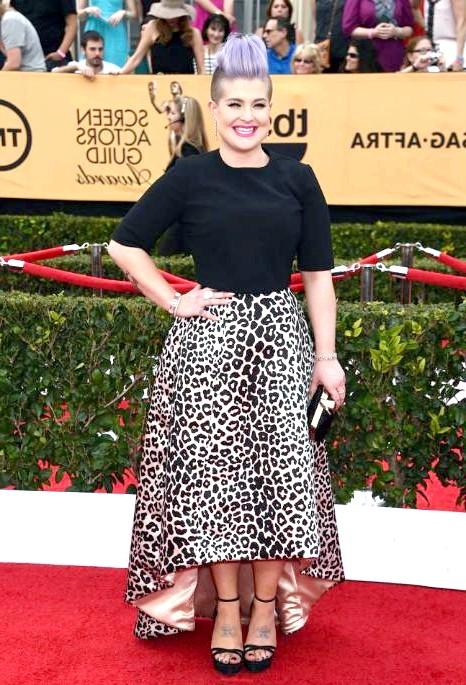 SAG Awards 2014: вбрання зірок: Келлі Осборн