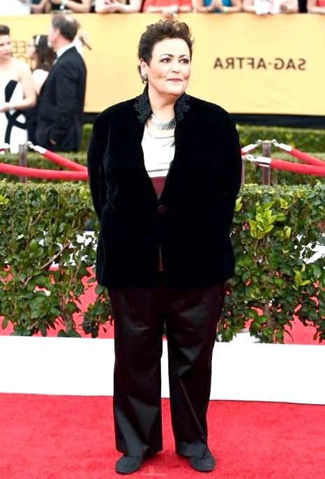 SAG Awards 2014: вбрання зірок: Барбара Розенблат