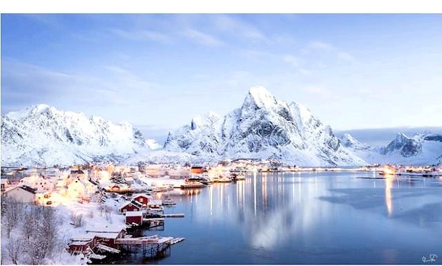 Найкрасивіша село Норвегії: