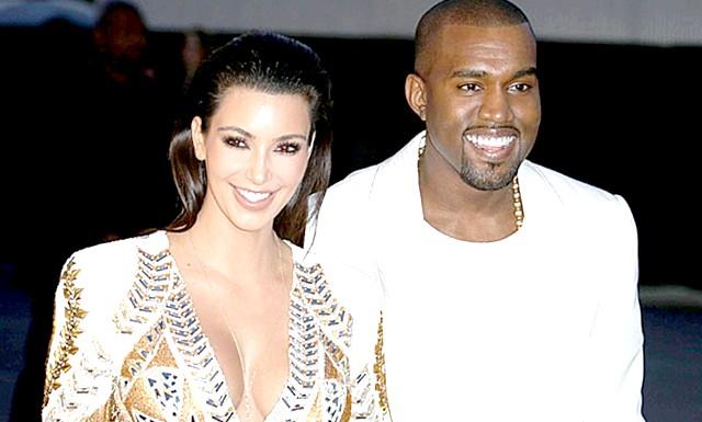 Найочікуваніші весілля 2014: Кім Кардашьян і Каньє УестНа літо 2014 призначили весілля зірка американських реаліті-шоу Кім Кардашьян та