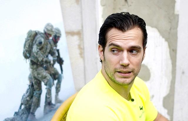 Найсексуальніший чоловік року 2014: 5. Генрі Кавілл (31, Великобританія) - актор.