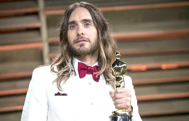 Найсексуальніший чоловік року 2014: 9. Джаред Лето (43, США) - актор і співак.