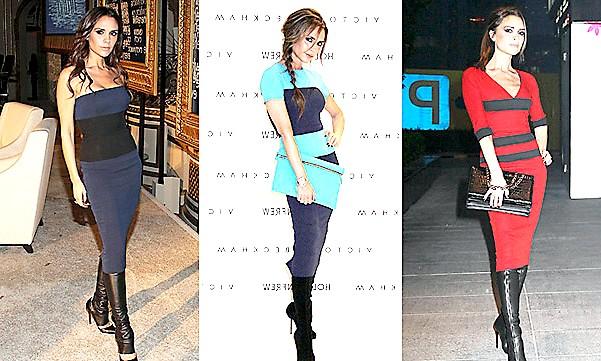 Сьогодні Вікторії Бекхем виповнюється 39: Сьогодні Вікторія Бекхем - сама стриманість і елегантність. Вона як і раніше віддає перевагу одягу своєї марки, але вже не тільки вузькі сукні.