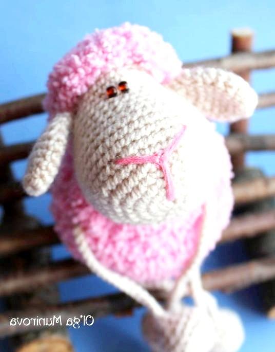 Символ року-2015: овечки своїми руками: Цілий день овечка Думала про вічне: Про прохолодною річці, Поле нескінченному, О смішних баранчиках