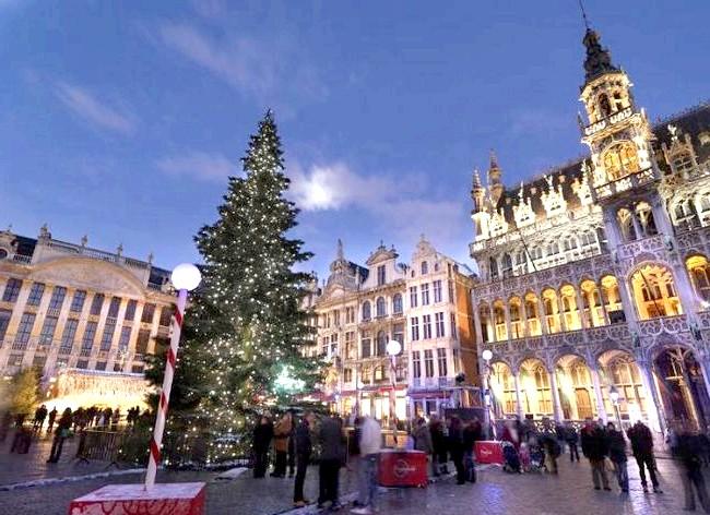 Казка наяву - Різдво в Бельгії: