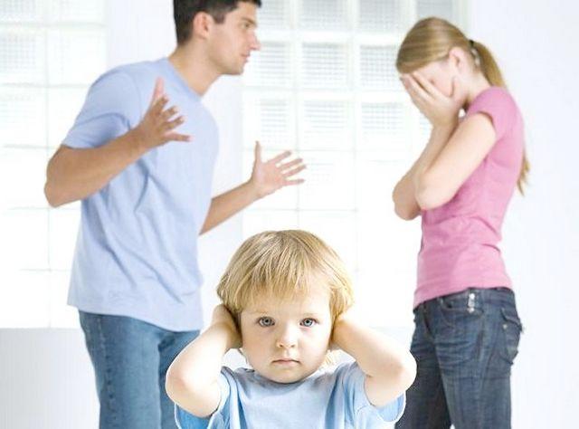 Розлучення при наявності неповнолітньої дитини