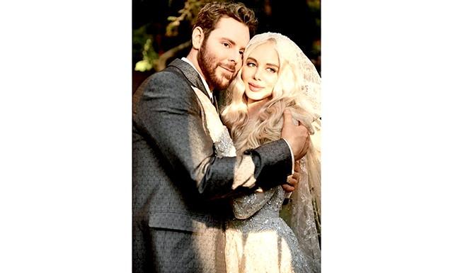 Весілля мільярдера Шона Паркера: Дизайнер по костюмах Нгіл Діксон, що працював над фільмом