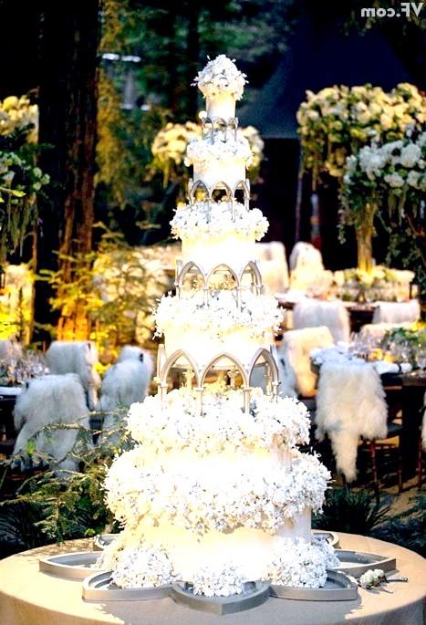 Весілля мільярдера Шона Паркера:
