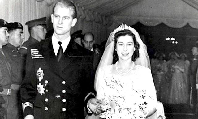 Весілля принцеси Єлизавети: Фото: принцеса Єлизавета і герцог Філіп