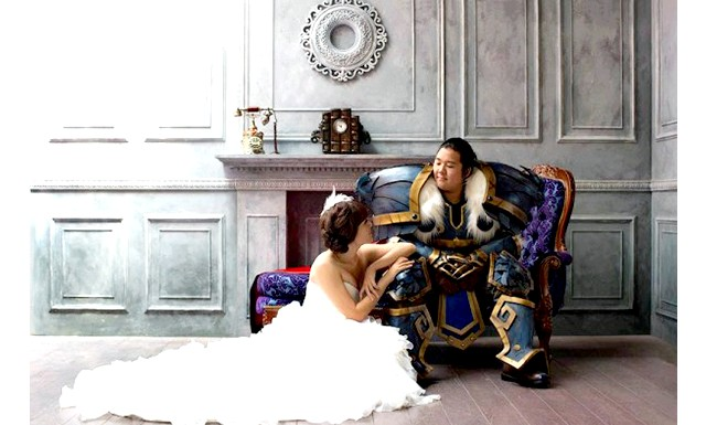 Весілля в оригінальному стилі: