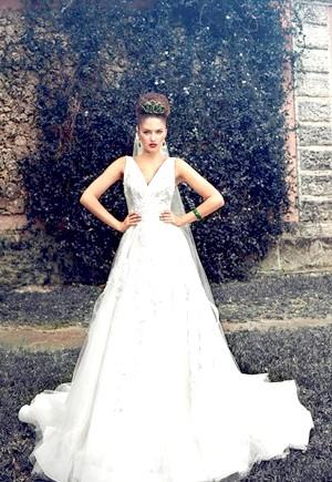 Весільна колекція Jorge Manuel 2015: