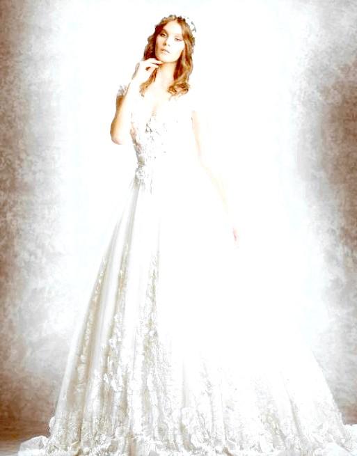 Весільні сукні від кутюр: