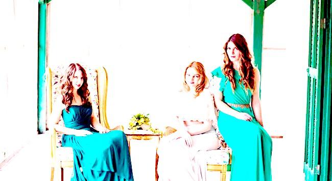 Весільні тренди в 2014 році: