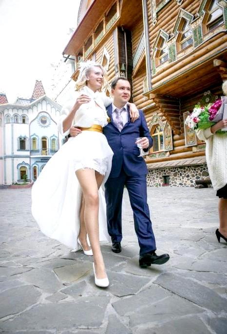 Весільний образ очима еварушніц: Автор фото: veraalek