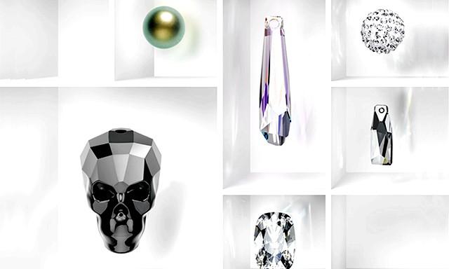Swarovski представила модні тренди майбутнього сезону: У кожному сезоні Swarovski представляє новітні кристали в контексті єдиної теми і чотирьох тенденцій: Classic, Romantic, Progressive і Glamoure.
