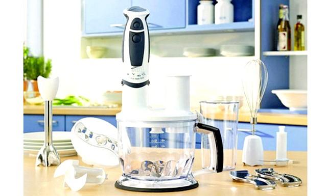 TOP-10 найдаремнішою кухонної побутової техніки: Два кухонних побутових приладу з трьох використовуються в середньому не більше шести разів, а до кожного десятого так ніколи і
