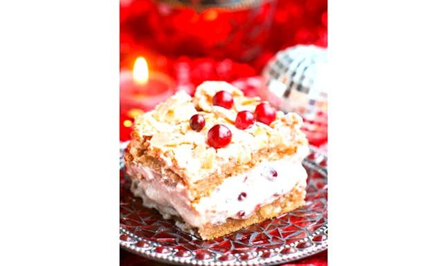 Торт на Новий Рік - найкращі рецепти: [color = Red] Різдвяний бриту - торт [/ color] Склад: [i] Тісто: [/ i] 125 г вершкового масла (кімнатної температури)