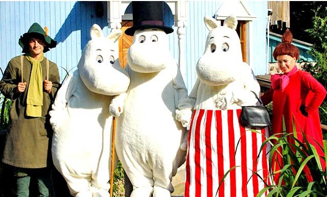 У День захисту дітей в Петербурзі виступлять Мумі-тролі: У святі візьмуть участь казкові персонажі з улюбленої дитячої книги та мультфільму - Мумі-троль і Малятко Мю. Протягом дня
